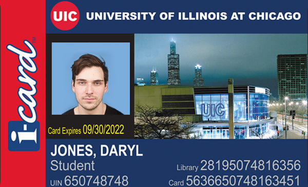 University Center At Illinois Id Chicago Of